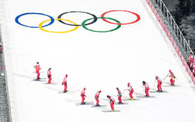 The Winter Olympics is more popular than FIFA World Cup